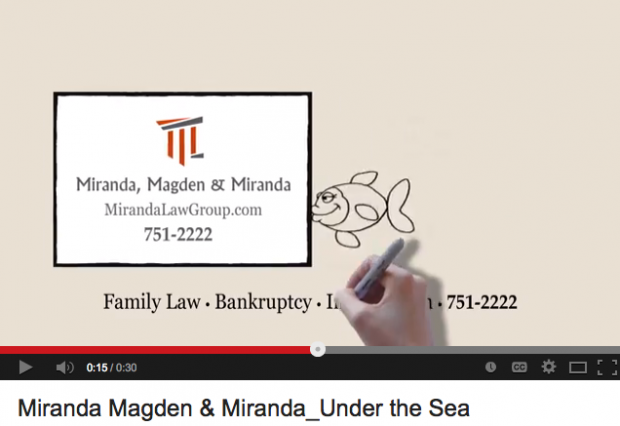Miranda, Magden & Miranda - Under the Sea