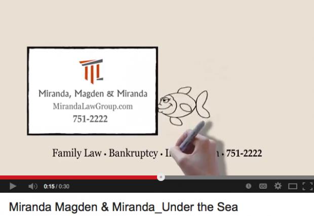 Miranda, Magden & Miranda - Under the Sea
